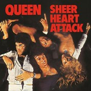 Queen: Sheer Heart Attack - Plak