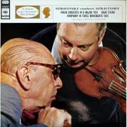 Isaac Stern, Columbia Symphony Orchestra, Igor Stravinsky: Stravinsky: Violin Concerto - Plak