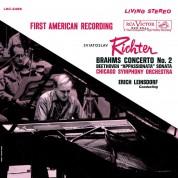Sviatoslav Richter, Chicago Symphony Orchestra, Erich Leinsdorf: Brahms: Piano Concerto No. 2 - CD