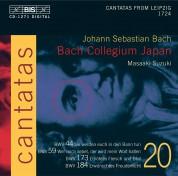 Bach Collegium Japan, Masaaki Suzuki: J.S. Bach: Cantatas, Vol. 20 (BWV 184, 173, 59, 44) - CD