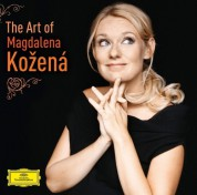 Magdalena Kožená - The Art Of Magdalena Kožená - CD