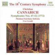 Nicolaus Esterhazy Sinfonia: Cannabich: Symphonies Nos. 47 - 52 - CD