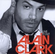 Alan Clark: Live It Out - CD