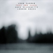 London Brass, John Surman, Jack DeJohnette: Free And Equal - CD