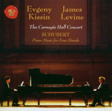 Evgeny Kissin, James Levine: The Carnegie Hall Concert - CD