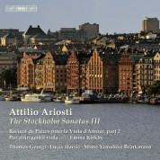 Thomas Georgi, Lucas Harris, Mime Yamahiro Brinkmann, Emma Kirkby: Ariosti: The Stockholm Sonatas, Vol. 3 - CD