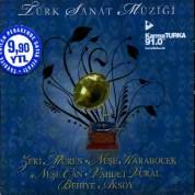 Çeşitli Sanatçılar: Türk Sanat Müziği - KarmaTurka - CD