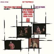 Çeşitli Sanatçılar: Stax / Volt Revue Vol.2 - Live in Paris - CD