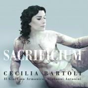 Giovanni Antonini, Cecilia Bartoli, Il Giardino Armonico: Cecilia Bartoli - Sacrificium - CD