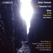Sharon Bezaly, Hávarður Tryggvason, Valur Pálsson, Iceland Symphony Orchestra, Bernharður Wilkinson: Tómasson: Flute Concertos - CD