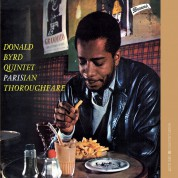 Donald Byrd: Parisian Thoroughfare (Jazz in Paris Collection) - CD