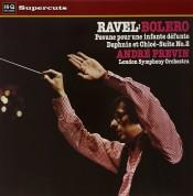 André Previn, London Symphony Orchestra: Ravel: Bolero - Plak