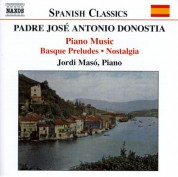 Donostia: Basque Preludes / Nostalgia - CD