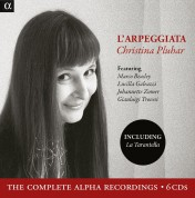 Christina Pluhar: The Complete Alpha Recordings - CD