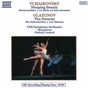 Tchaikovsky: Sleeping Beauty / Glazunov: The  Seasons - CD