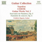 Coste: Guitar Works, Vol.  2 - CD