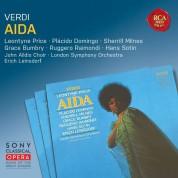 Erich Leinsdorf, Plácido Domingo, Sherrill Milnes, London Symphony Orchestra: Verdi: Aida - CD