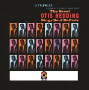Otis Redding: Sings Soul Ballads - Plak