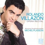 Rolando Villazón, Teresa Blank, Münchner Rundfunkorchester, Michel Plasson: Rolando Villazon - Opera Recital - CD
