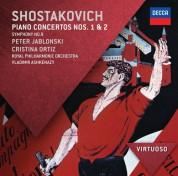 Peter Jablonski, Cristina Ortiz, Royal Philharmonic Orchestra, Vladimir Ashkenazy: Shostakovich: Piano Concertos Nos.1 & 2; Symphony No.9 - CD