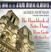 William Stromberg: Newman: Hunchback of Notre Dame (The) / Beau Geste / All About Eve - CD