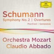 Claudio Abbado, Orchestra Mozart: Schumann: Symphonie No. 2 - CD