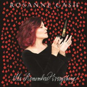 Rosanne Cash: She Remembers Everything (Pink Vinyl) - Plak