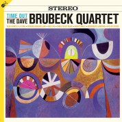 Dave Brubeck: Time Out + Bonus CD Digipack Containing Time Out + Brubeck Time. - Plak
