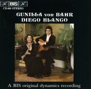 Gunilla von Bahr, Diego Blanco, Stockholm Chamber Ensemble, Jan-Olav Wedin: Flute, Guitar and Strings - CD