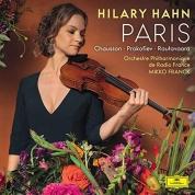 Hilary Hahn: Paris - Plak