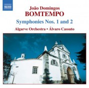 Bomtempo: Symphonies Nos. 1 and 2 - CD