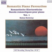 Balázs Szokolay: Romantic Piano Favourites, Vol. 1 - CD