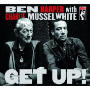Ben Harper, Charlie Musselwhite: Get Up! - CD