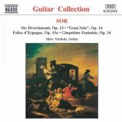 Marc Teicholz: Sor: 6 Divertimenti, Op. 13 / Cinquieme Fantaisie, Op. 16 - CD