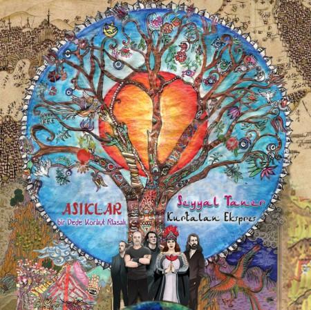 Seyyal Taner, Kurtalan Ekspres: Aşıklar (Bir Dede Korku Masalı) - Plak