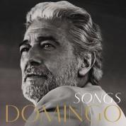 Plácido Domingo: Songs - CD
