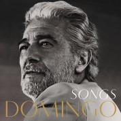 Plácido Domingo: Songs - CD
