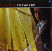 Bill Evans Trio: Explorations - Plak