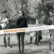 Yavuz Akyazıcı: Turkish Standarts Vol. 3 - CD