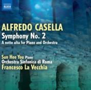 Francesco La Vecchia: Casella: Symphony No. 2 - A notte alta - CD