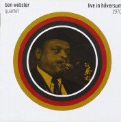 Ben Webster: Live In Hilversum 1970 - CD