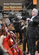 Alisa Weilerstein, Berliner Philharmoniker, Daniel Barenboim: Europakonzert 2010 Oxford - DVD