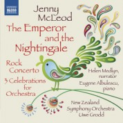 Uwe Grodd: McLeod: The Emperor and the Nightingale - CD