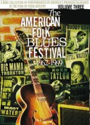 Çeşitli Sanatçılar, Koko Taylor, Muddy Waters: American Folk Blues Festival 1962-1969 Vol.3 - DVD