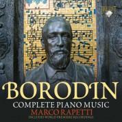 Marco Rapetti, Daniela de Santis, Giampaolo Nuti: Borodin: Complete Piano Music - CD
