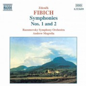 Fibich:  Symphonies Nos. 1 and 2 - CD