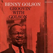 Benny Golson: Groovin' With Golson (200gr. - Limited Numbered Edition) - Plak