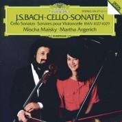 Martha Argerich, Mischa Maisky: Bach, J.S.: Cellosonaten - CD