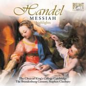Choir of King's College Cambridge, Brandenburg Consort, Stephen Cleobury: Handel: Messiah Highlights - CD