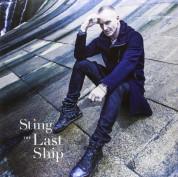 Sting: The Last Ship - Plak